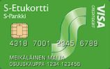 S-Etukortti card